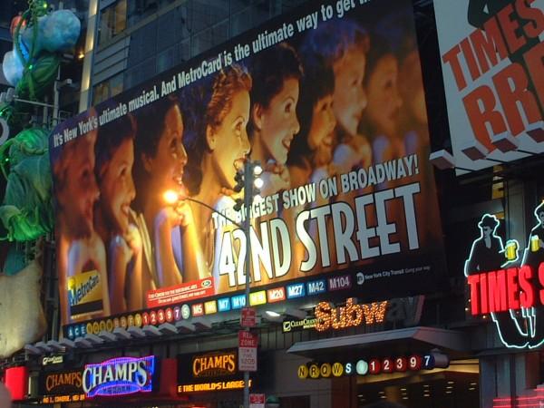 NEW YORK, NEW YORK! 타임스퀘어로 떠난 뉴욕여행!