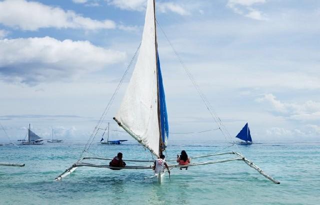 보라카이, 환상적인 바다 액티비티를 즐겨라!