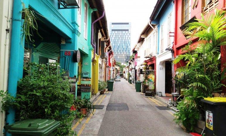 쇼핑족은 주목하라! 싱가포르 쇼핑스타일