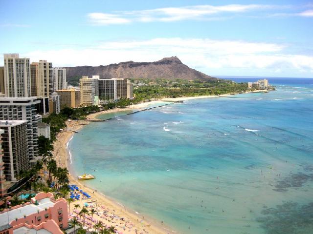 하와이 실속 호텔, 퀸 카피올라니