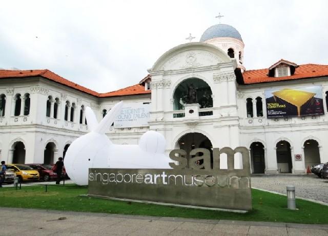 예술이다! 문화도시 싱가포르