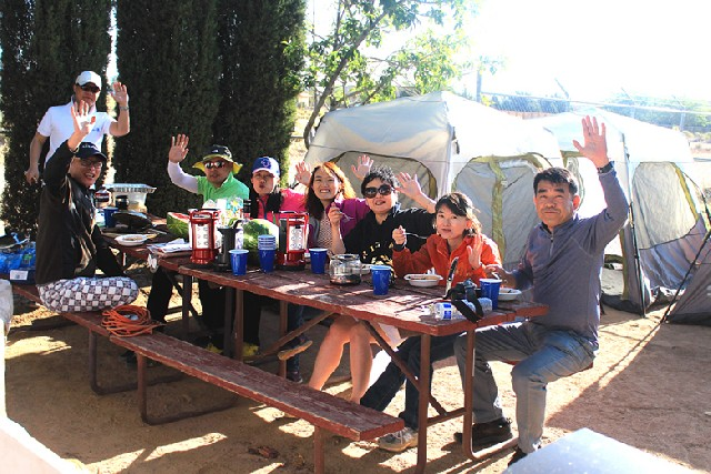 미서부 캠핑여행, 낭만을 요리하다!