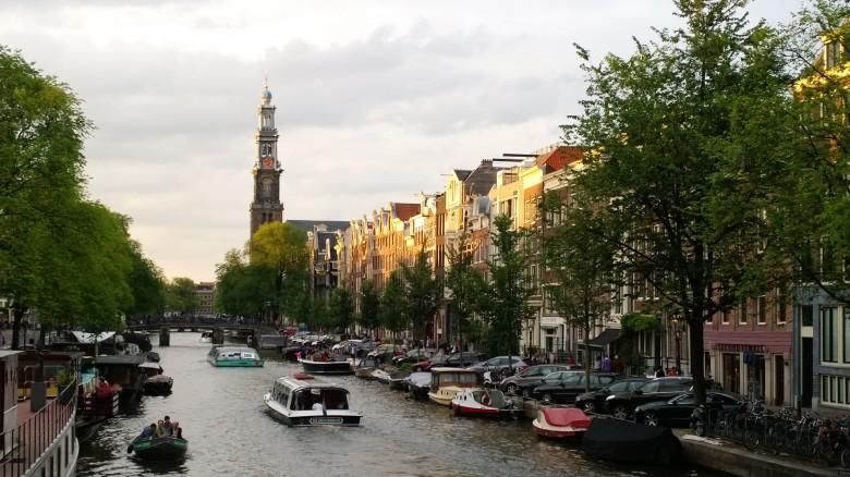 암스테르담의 매력에 빠지다