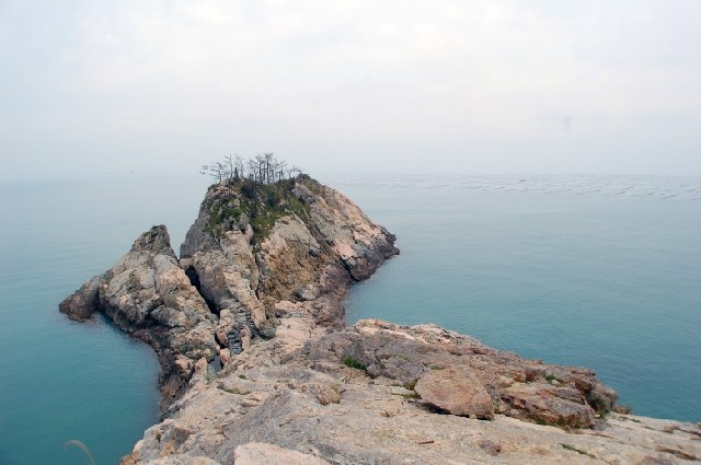 청산,여정ㅣ청산도 목섬과 새모가지바위