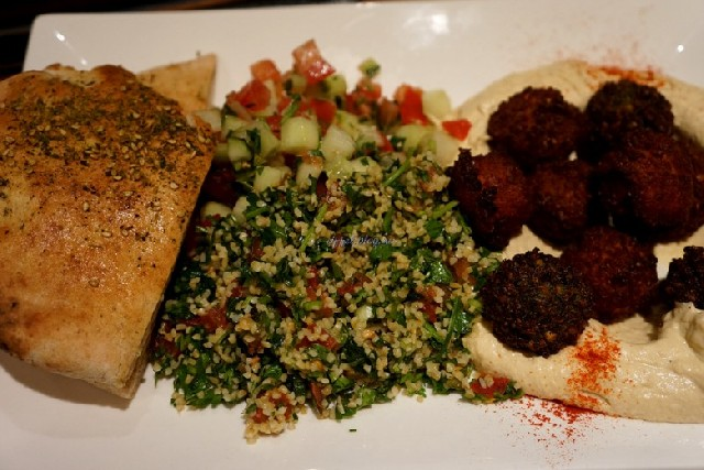 뉴욕 유대인 음식, 마문스 vs TAIM