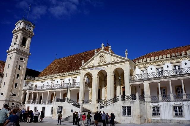 포르투갈의 지성, 코임브라 대학을 가다