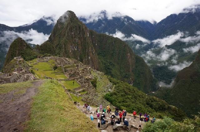 잉카인들의 마지막 공중도시, 마추픽추