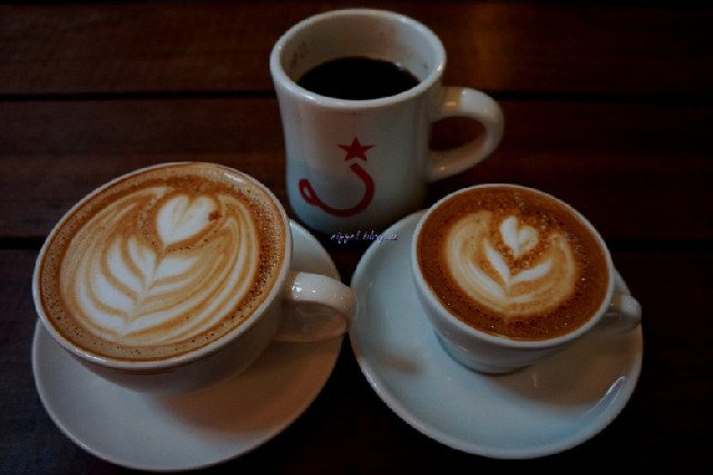 샌프란시스코의 3대 커피! 블루 보틀 커피, 사이트글라스, 리츄얼