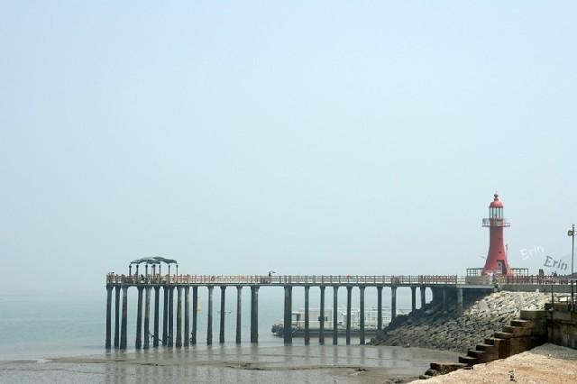 서해에서의 하루 : 제부도 펜션과 수섬