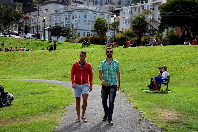 샌프란시스코, 돌로레스 미션을 걷다.