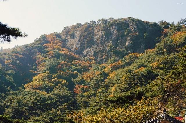 가을, 경주의 숨은 명소 칠불암에 취하다