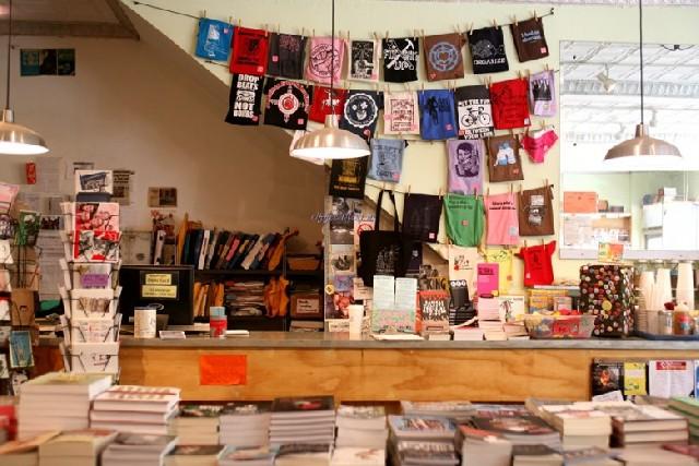 커피와 함께 즐기는 뉴욕의 서점&카페