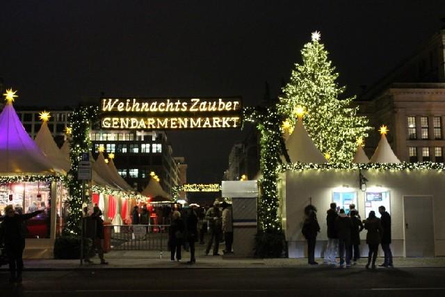 겨울이 기다려지는 이유, 독일의 크리스마스 마켓