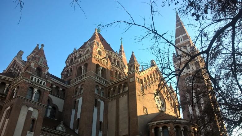 헝가리 소도시 여행 - 세게드