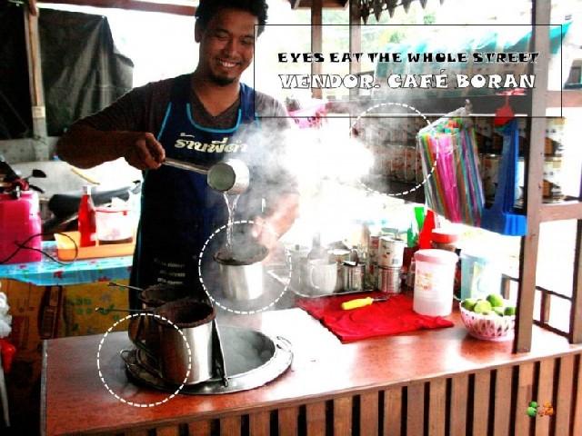 태국 전통 커피는 얼마나 독할까요?