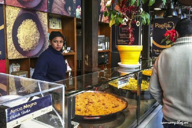 군것질 마니아라면 :: 마드리드 산 미구엘 시장