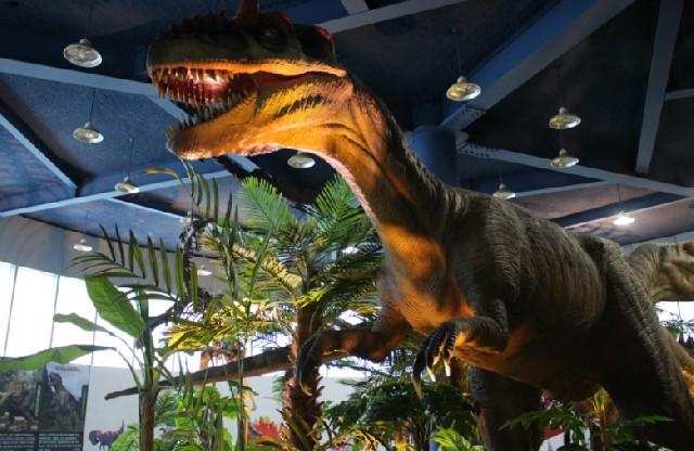 공룡박물관? 자연사박물관!! 남양주 미호박물관