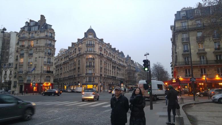파리를 제대로 느끼고 싶다면_파리 자전거 여행 2