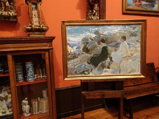 바다에 가고 싶어지게 하는 미술관 / 마드리드 호아킨 소로야 미술관