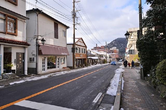 나가사키현 아기자기한 매력이 넘치는 온천 마을 운젠