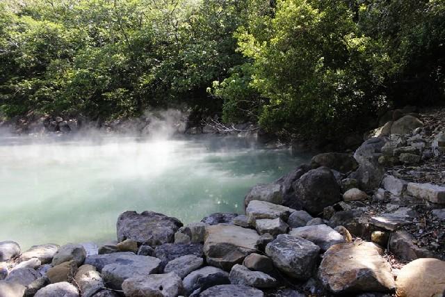 대만에서 느껴보는 온천의 여유로움