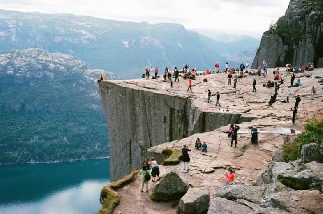 언젠가 한 번쯤, 노르웨이 피오르