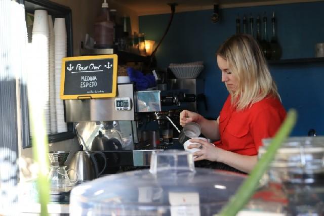 작지만 확실한 행복,  미국 시애틀 카페 여행  4곳