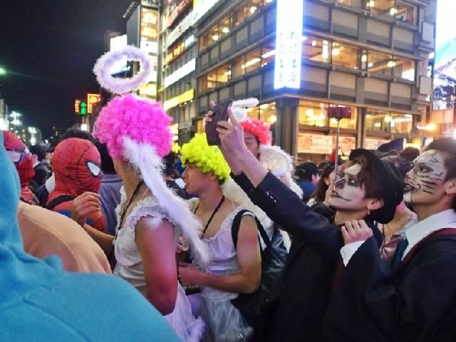 아시아의할로윈성지,오사카에서 할로윈을즐기는방법