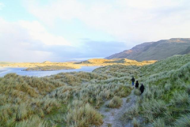 비바람의 겨울, 그럼에도 아일랜드!