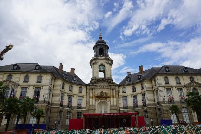 프랑스 소도시 여행, 브르타뉴 렌느