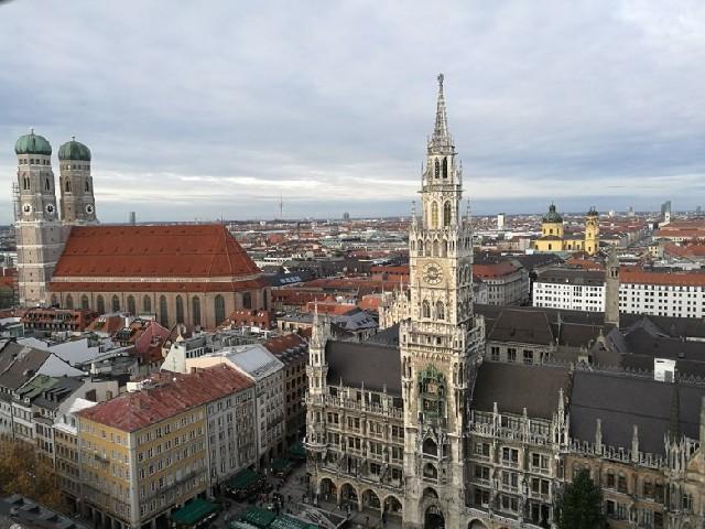 초겨울에 즐기는 뮌헨 여행의 매력