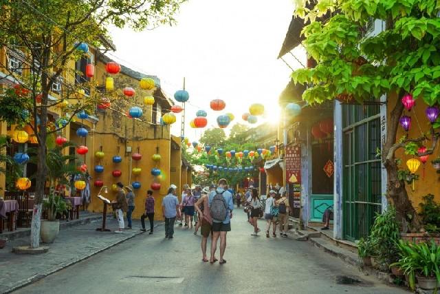 베트남 사진여행 - 호이안의 거리를 담다