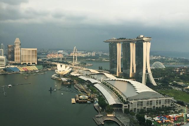 빌딩 숲에서 즐기는 싱가포르 아트 투어