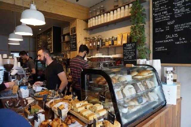 아일랜드 더블린의  커피가 맛있는 카페 Best 3