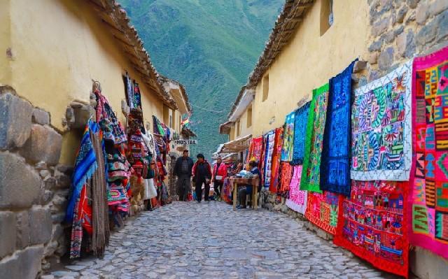 페루 여행, 그림자처럼 따라다니는 고산병