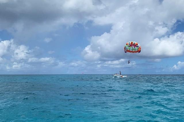 스노클링의 천국, 사이판의 마나가하 섬