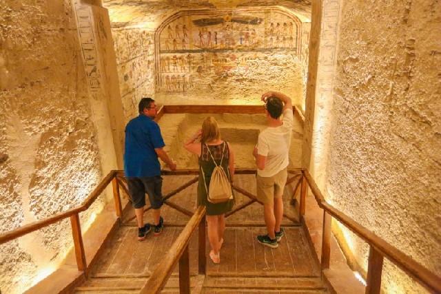 위대한 문명의 성지, 이집트 룩소르를 찾다