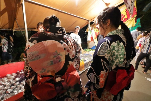 무더운 여름을 이겨내는 2019년 오사카의 여름 축제