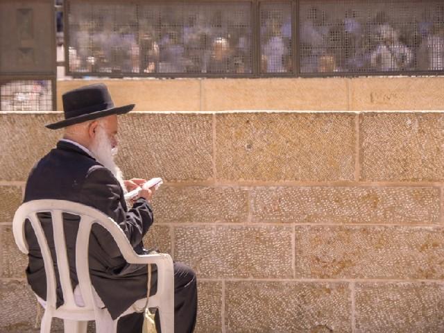 역사와 종교가 만나는 곳!  예루살렘 통곡의 벽