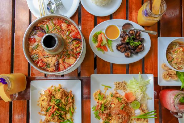 치앙마이에서 반드시 먹어야 할 음식 BEST 10