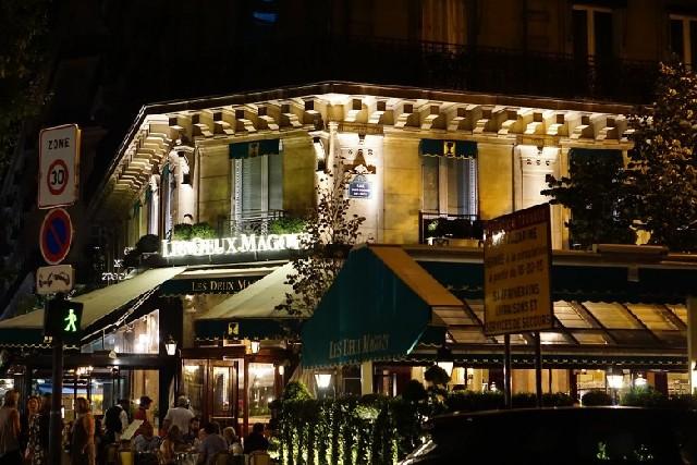 파리 생제르망 데프레의 사랑스러운 장소들