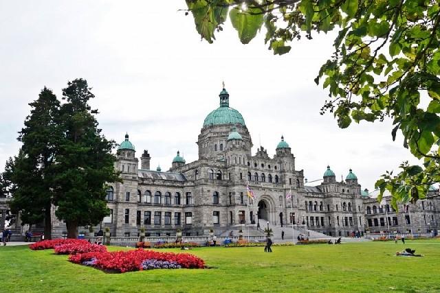 캐나다 BC주 의사당, 알고보면 더 흥미로운 이곳