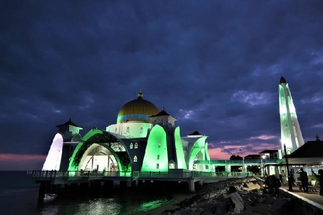 말라카에서만 볼 수 있는 이색적인 풍경 다섯 가지