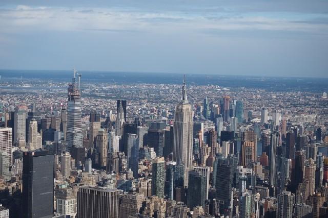 뉴욕 30분 만에 마스터하기, 뉴욕 헬기 비행