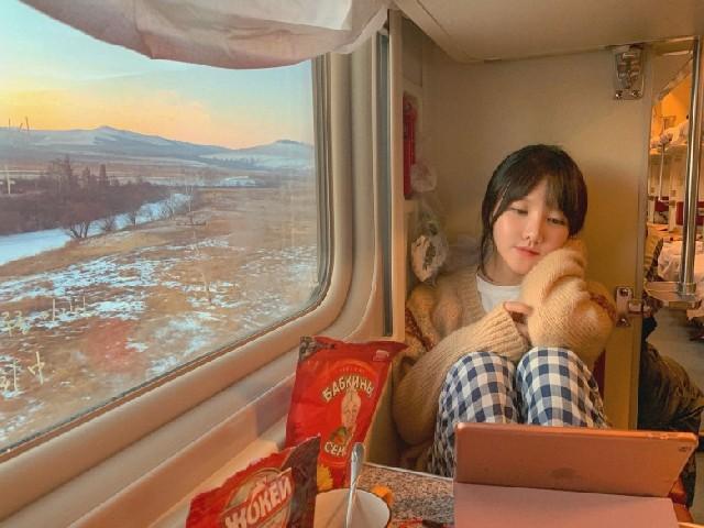 낭만의 시베리아 횡단열차 with 하나투어