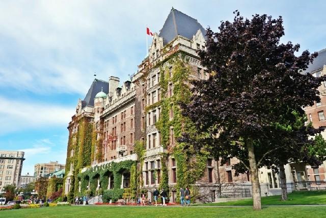 캐나다 빅토리아, 낭만 명소를 꼽아 간다
