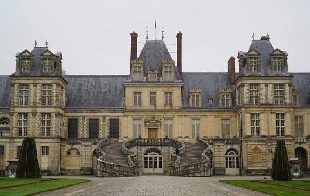 파리 근교 여행, 프랑스 왕이 사랑했던 퐁텐블로 궁전에서의 하루