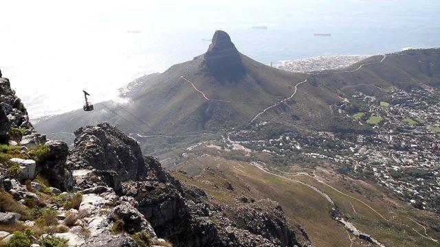 남아공 테이블마운틴