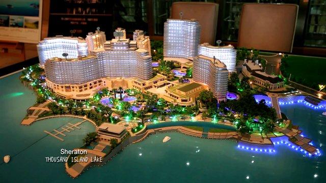 천도호 쉐라톤 호텔