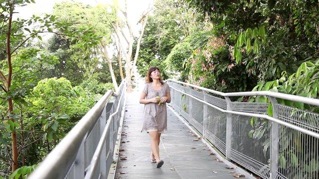 서던 리지스 산책